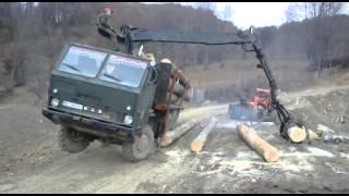 Download Roman diesel la padure(macara) Video