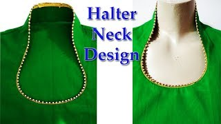 Beautiful And Creative Neck Design Cutting And Stitching Free