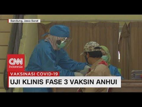 Uji Klinis Fase 3 Vaksin Anhui