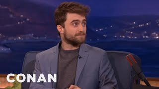 Download Daniel Radcliffe Crashed ″Star Wars: The Force Awakens″ - CONAN on TBS Video