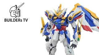Download RG WING GUNDAM EW Gunpla Speed Build Up (RG 윙 건담 EW, RG ガンダムW ウイングガンダム EW 1/144) Video