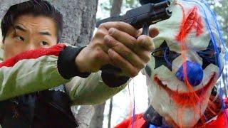 Download Creepy Clown Attack - 21 Foot Rule Video