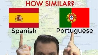 Download How Similar are Spanish and Portuguese? Video