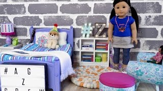 Download American Girl Doll Z Bedroom Video