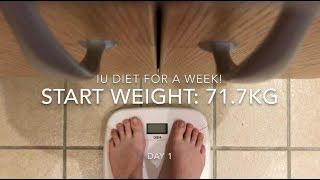 Download I tried IU's diet for a week (K-pop idol diet) Video