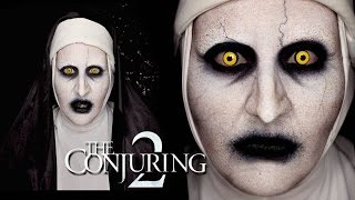 Download VALAK from The Conjuring 2 Makeup Tutorial by goldiestarling Video