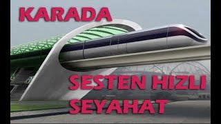 Download Uçaktan Hızlı Giden Süpersonik Hızlı Tren Hyperloop Video