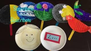 Download Manualidades para la Escuela Dominical/La Creación, opción #1 Video