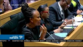 Download Public protector Busisiwe Mkhwebane grilled in parliament Video