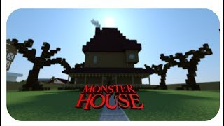 Download Minecraft - Monster House Video
