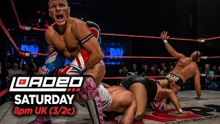 Download WCPW Loaded #9: Will Ospreay vs Marty Scurll vs Martin Kirby vs Travis Banks vs Pete Dunne Video