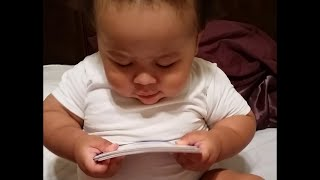Download Super Smart Baby Can Already Read Video