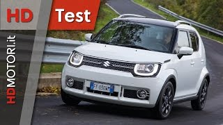 Download Suzuki Ignis: ibrida, 4X4 e utilitaria   HDtest Video