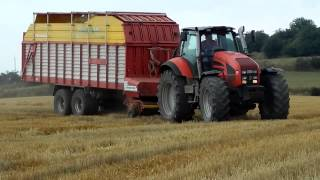 Download Žně 2014 Claas and New Holland-Zemas AG Video