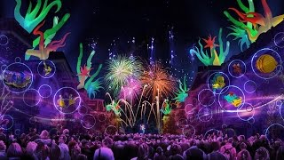 Download [HD] Disneyland Forever first public showing 1080p 60fps Full Complete Show Video
