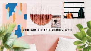 Download Easy Upcycled Wall Art Ideas Video