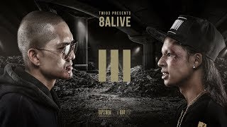 Download TWIO3 : EP.10 TORDED vs MC-KING (8ALIVE)   RAP IS NOW Video