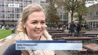 Download Overcrowded Universities - Why German Students are Studying in the Corridors | People & Politics Video