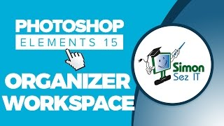 Download How to Use the Photoshop Elements 15 Organizer Workspace Video