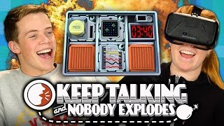Download BOMB! Keep Talking and Nobody Explodes (REACT: Gaming) Video