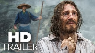 Download SILENCE | Trailer #1 Deutsch German | HD 2017 | Martin Scorsese | Adam Driver, Liam Neeson Video