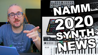 Download SYNTH HIGHLIGHTS NAMM 2020 – NEWS ROUNDUP Video