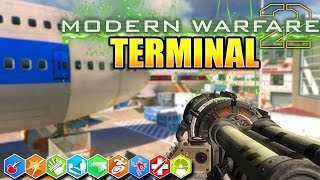 Download MODERN WARFARE 2 TERMINAL ZOMBIES!! (CUSTOM ZOMBIES) BO3 MOD Video