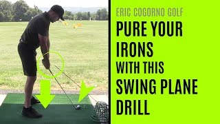 Download GOLF: Pure Your Irons With This Swing Plane Drill Video