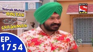 Download Taarak Mehta Ka Ooltah Chashmah - तारक मेहता - Episode 1754 - 3rd September, 2015 Video