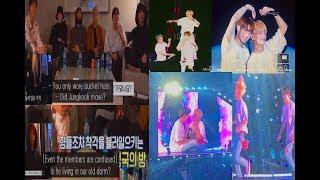 Download Taekook living separately in the old dorm? + concert scenes (Taekook kookv analysis) Video