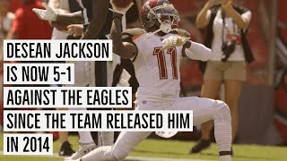 Download Brief History of Desean Jackson Burning the Eagles - Sweet Revenge Video