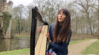 Download Harp Music - Improvisation on Anne de Bretagne (traditional French Folk Tune)played on Camac Bardic Video