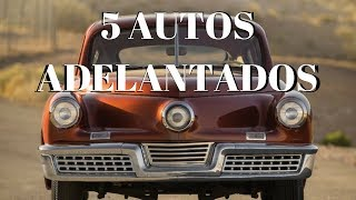 Download 5 Autos Adelantados a su Época - 5 Fracasos Comerciales Video