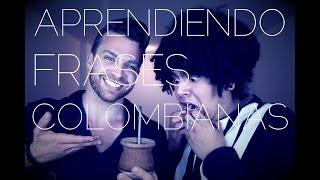 Download Aprendiendo Frases y Palabras Colombianas - Dustin Luke Video