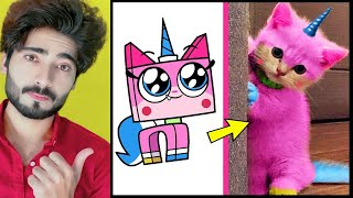 Download Unikitty Characters In Real Life ( 2019 ) Video