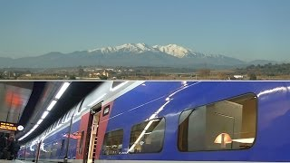 Download Barcelona to Paris by TGV high-speed train from €59 Video