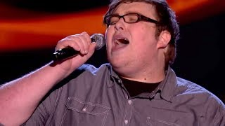 Download The Voice UK 2013   Ash Morgan performs 'Never Tear Us Apart' - Blind Auditions 1 - BBC One Video