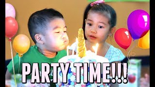 Download JULIANNA'S 6TH BIRTHDAY PARTY!!! - ItsJudysLife Vlogs Video