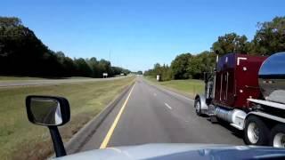 Download Bigrigtravels Live! - Tillatoba, Mississippi to Gilmore, Arkansas - Interstate 55 - November 9, 2016 Video