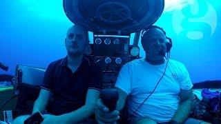 Download A deep sea dive into Bermuda's hidden depths Video