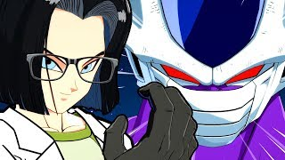 Download In The Lab With Android 17 & Cooler Video