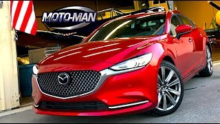 Download 2018 Mazda 6 2.5 Turbo – MUCH better but competing in a *VERY* different world!!! FIRST DRIVE REVIEW Video
