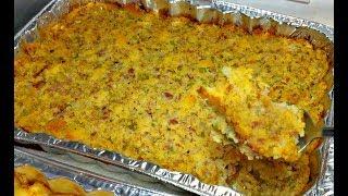 Download Cornbread Dressing Recipe   How to Make Cornbread Dressing   Cornbread Stuffing Recipe Video