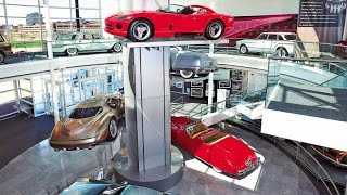 Download Walter P. Chrysler Automotive Museum - Over 65 antique, custom and concept vehicles Video