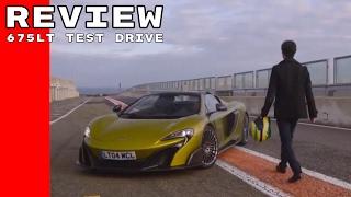 Download McLaren 675LT Spider Test Drive Review Video