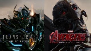 Download Transformers: Age of Ultron Trailer   Avengers 2 & Transformers 4 Mashup Video
