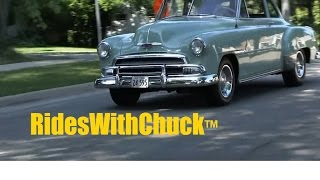 Download 1951 Chevrolet DeLuxe Coupe The most handsome Chevy ever built? We go for a ride! Video