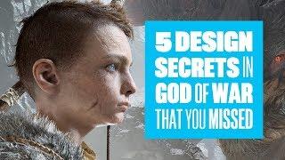 Download 5 Design Secrets in God of War That You Missed Video