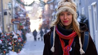 Download Winter in Quebec City Travel Guide Video