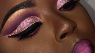 Download Issa Glitter Cut Crease ? | Briana Marie Video